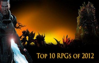 周三电玩疯 海外评测网站严选 2012年最受期待rpg top 10